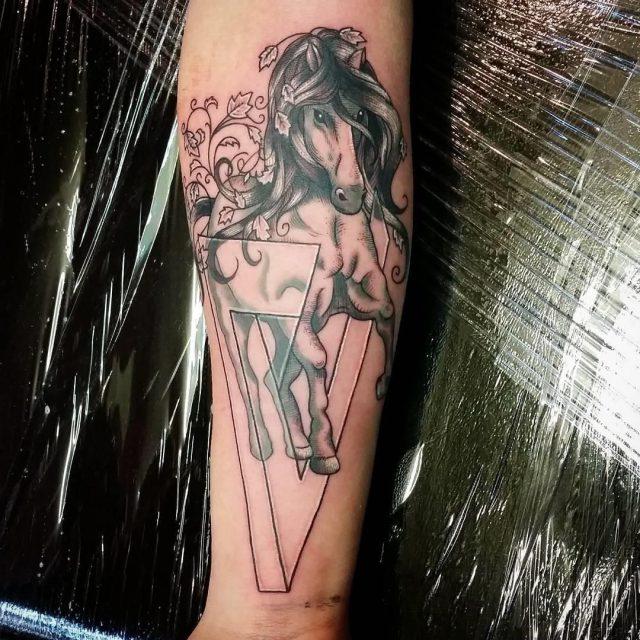 Nature tattoo 54