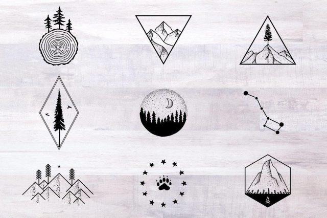 Nature tattoo previews 2