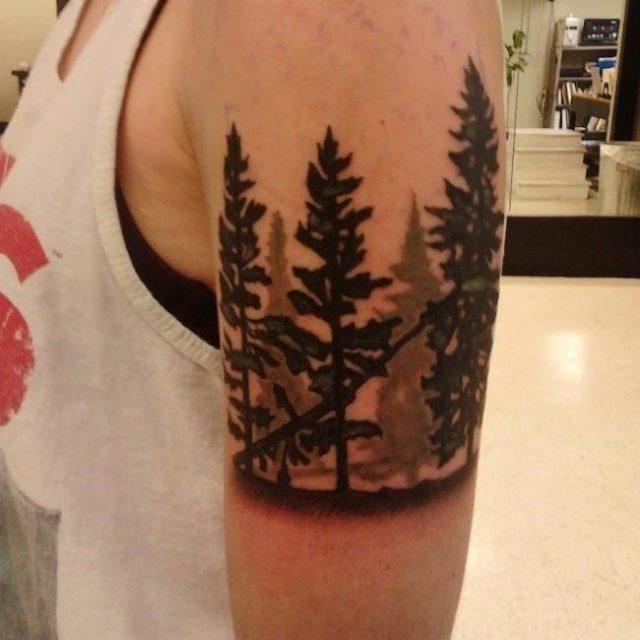 Nature tattoo  12 650×650