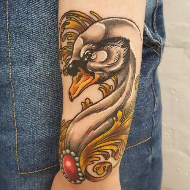 Nature tattoo  28