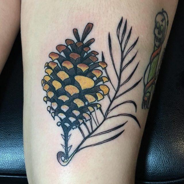 Nature tattoo  39