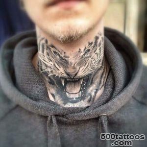 Neck tattoos 23077