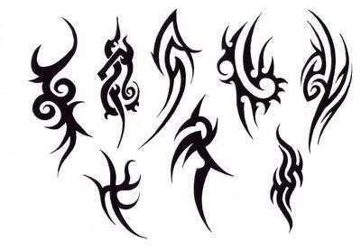 Normal tribal tattoo design img32
