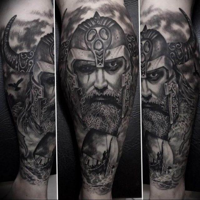 Photo of viking tattoo 22