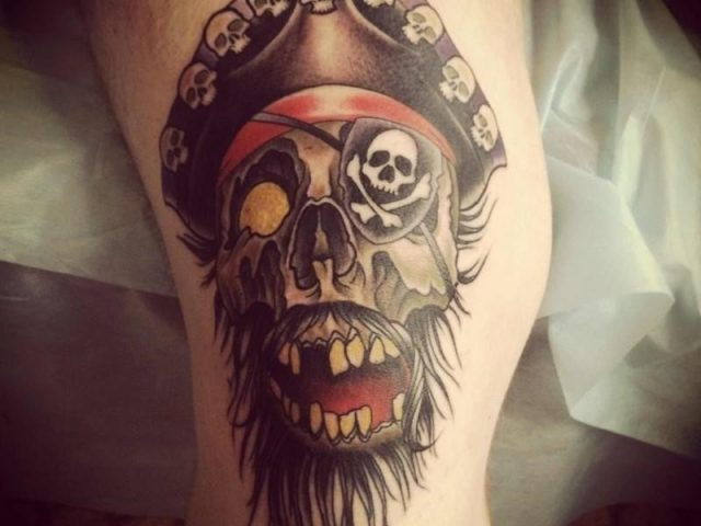 Pirate Tattoo 19