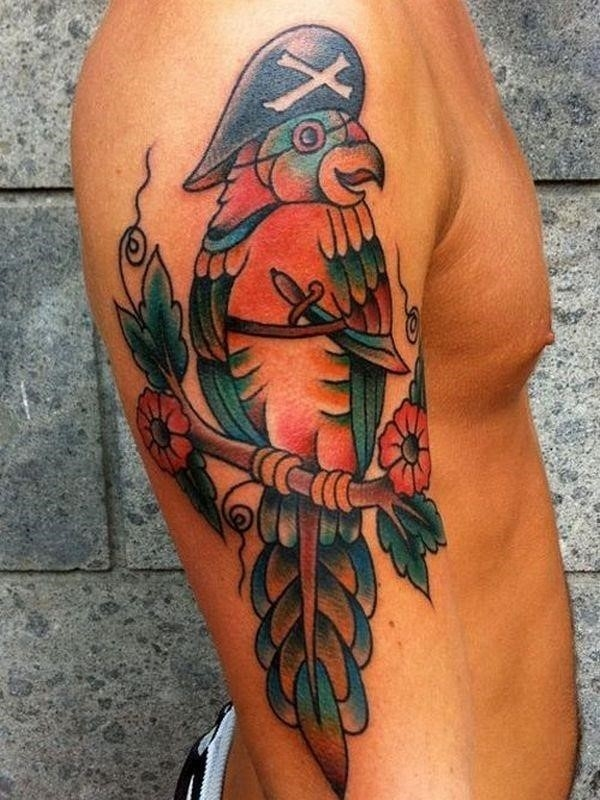 Pirate Tattoo 27