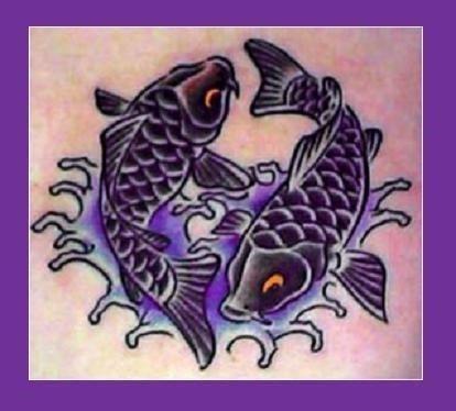 Pisces tattoos 2