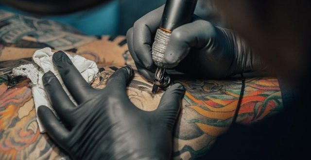 Predatory canadian tattoo artists