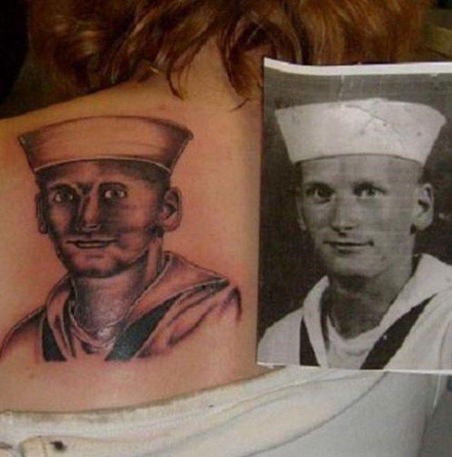 Really bad tattoos 12