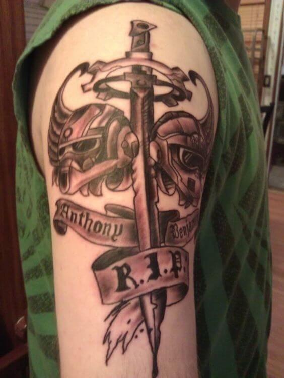 Rip tattoos 16