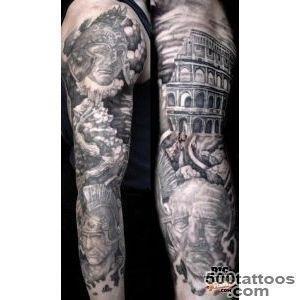 Roman tattoos 15152
