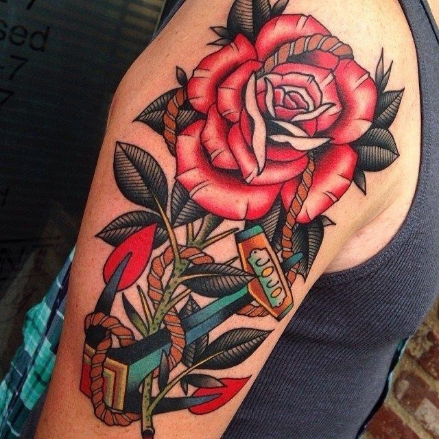 Rose tattoo ideas03