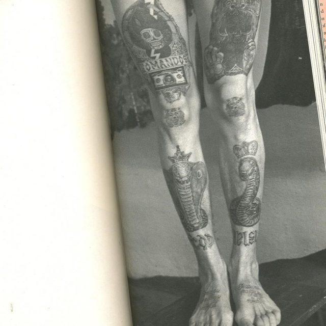 Russian criminal tattoo encyclopaedia volume i 7456