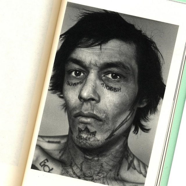 Russian criminal tattoo encyclopaedia volume ii  8823