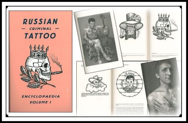 Russian criminal tattoo encyclopaedia volume one