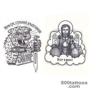 Russian tattoo 11428