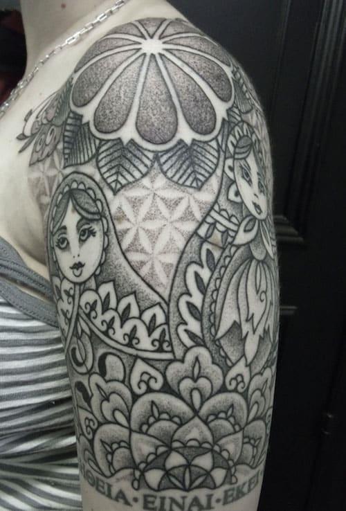 Russian tattoos 3