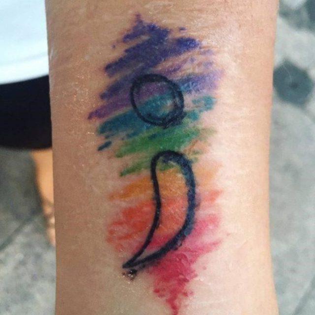 Semicolon tattoo24 650×650