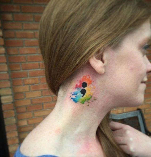 Semicolon tattoo26 650×673