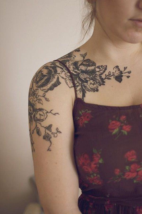 Shoulder tattoos 27