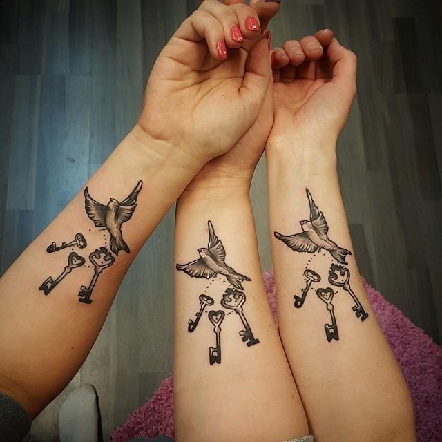 Sister tattoo 23