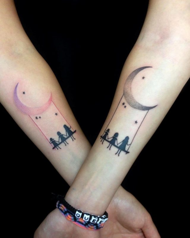 Sister tattoos 30