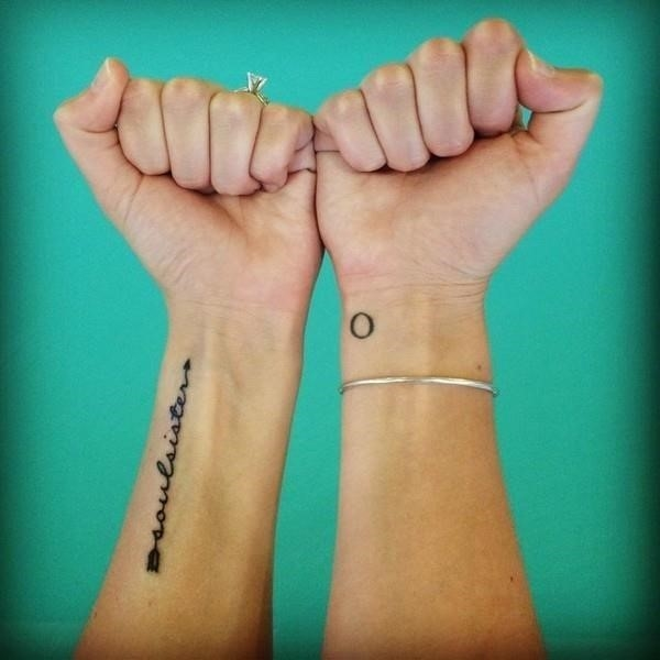 Sister tattoos images