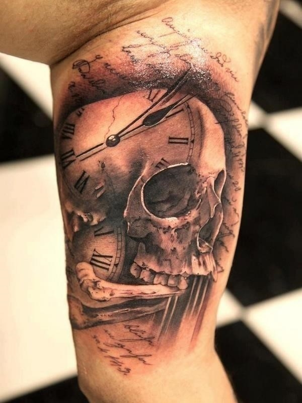 Skull Tattoo 22