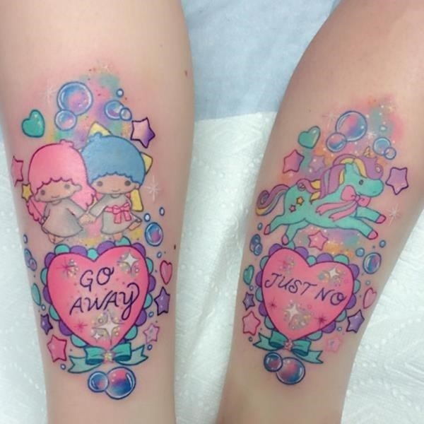 Small cute tattoos 2