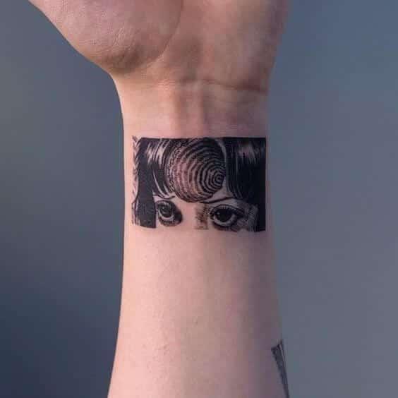Small tattoos 10