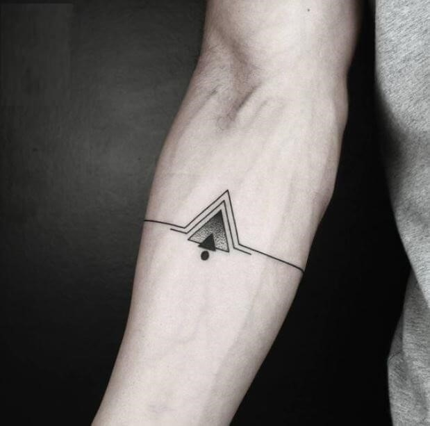 Small tattoos for men