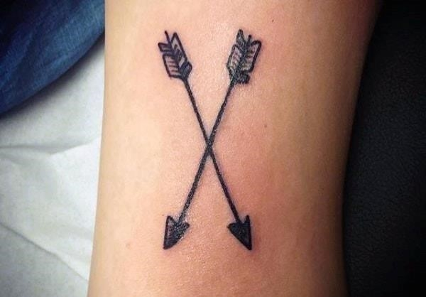 Small tattoos men