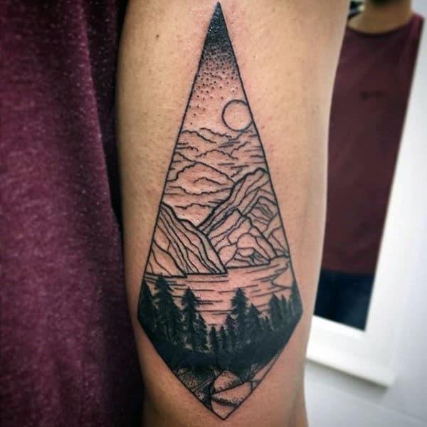 Small wrist tattoos for men