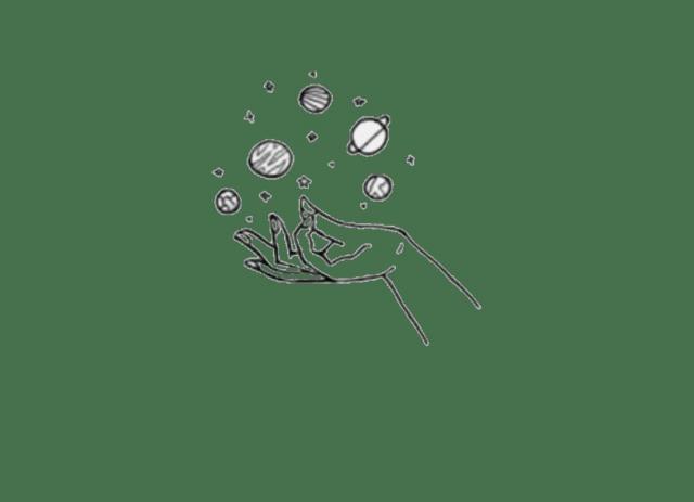 Solar system drawing tumblr 15