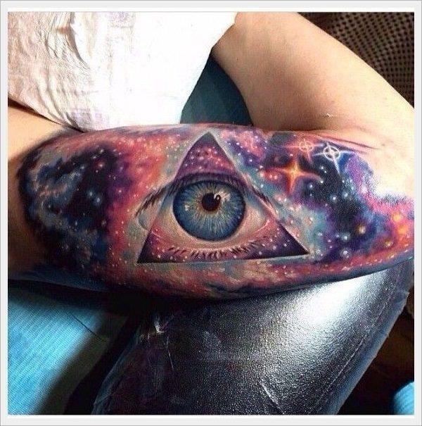 Space tattoo 21