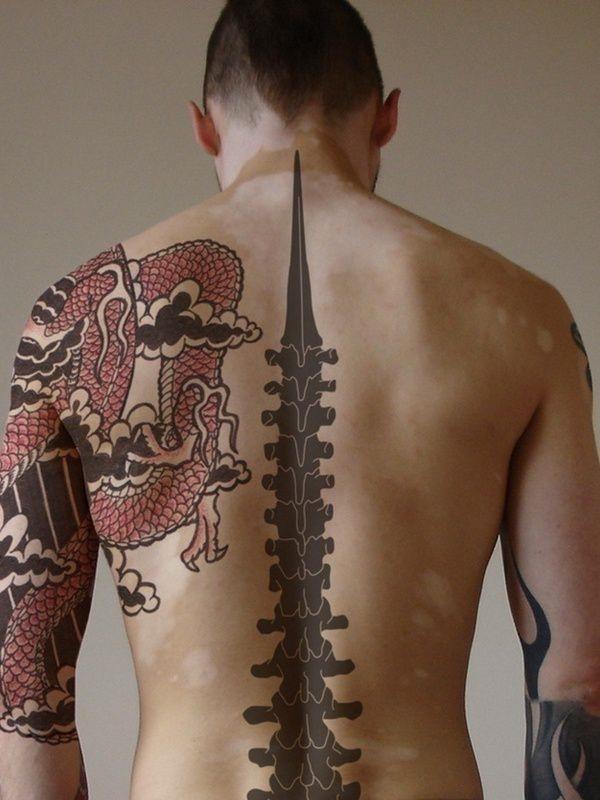 Spine tattoo 0703173
