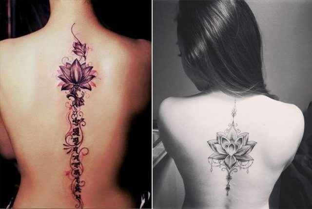 Spine tattoo quote ideas