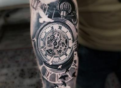 Take you time tattoo
