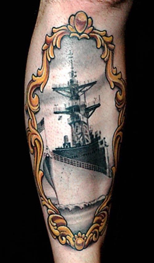 Tatouage maritime 2