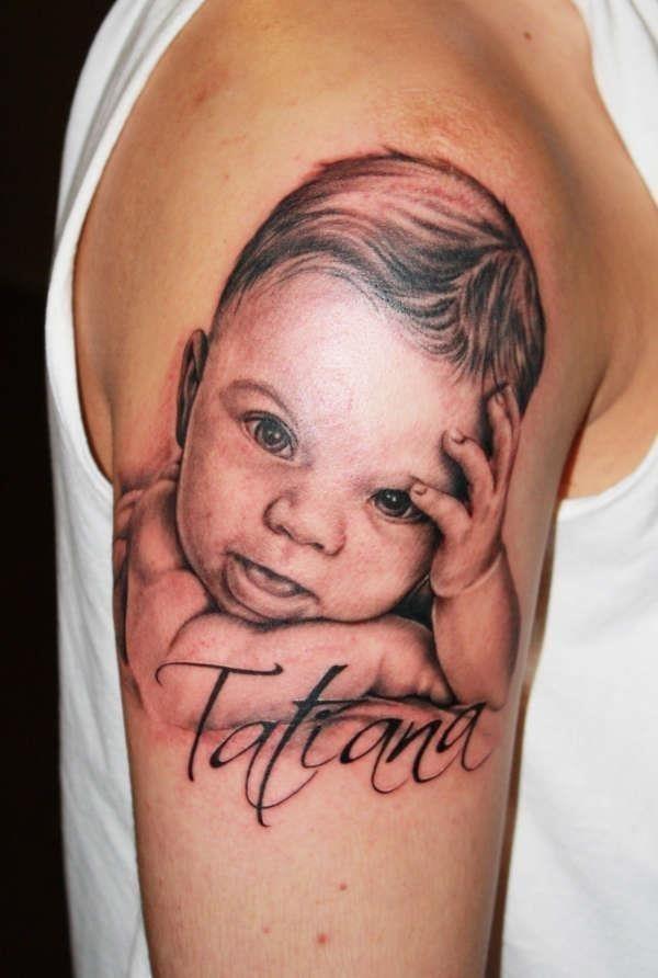Tattoo baby 2