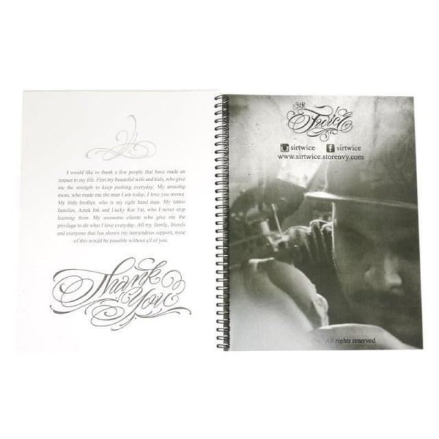 Tattoo book script flash 7