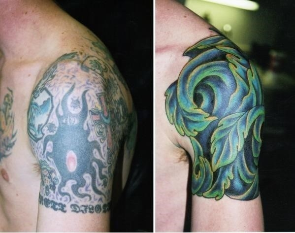 Tattoo cover up 11