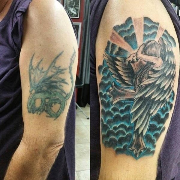 Tattoo cover up 14081810