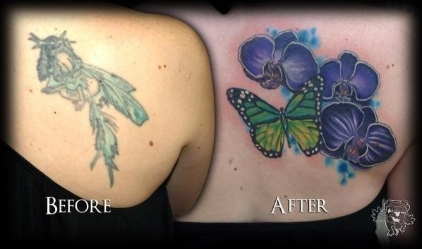 Tattoo cover up 4