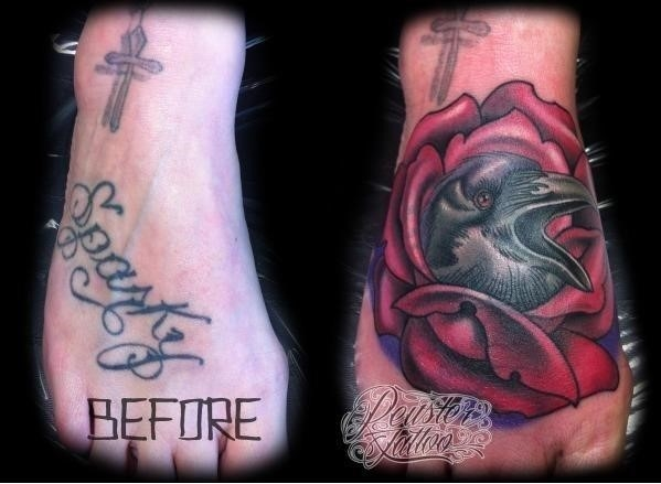 Tattoo cover up 7