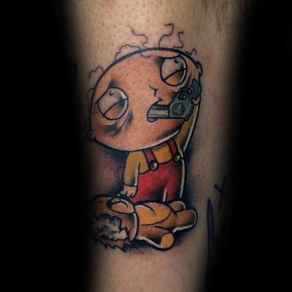 Tattoo family guy ideas for guys