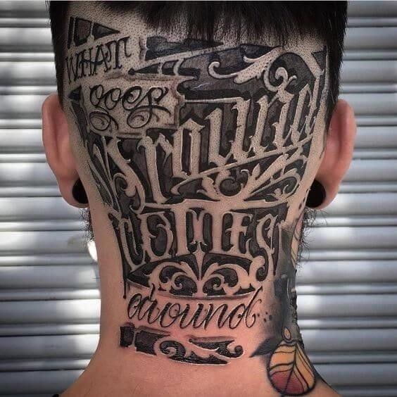 Tattoo font ideas 48