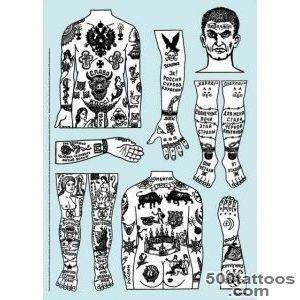 Tattoo rus 10126
