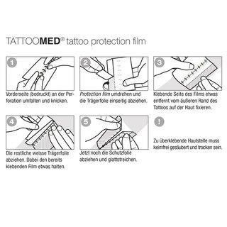 Tattoomedz tattoo protection film~2