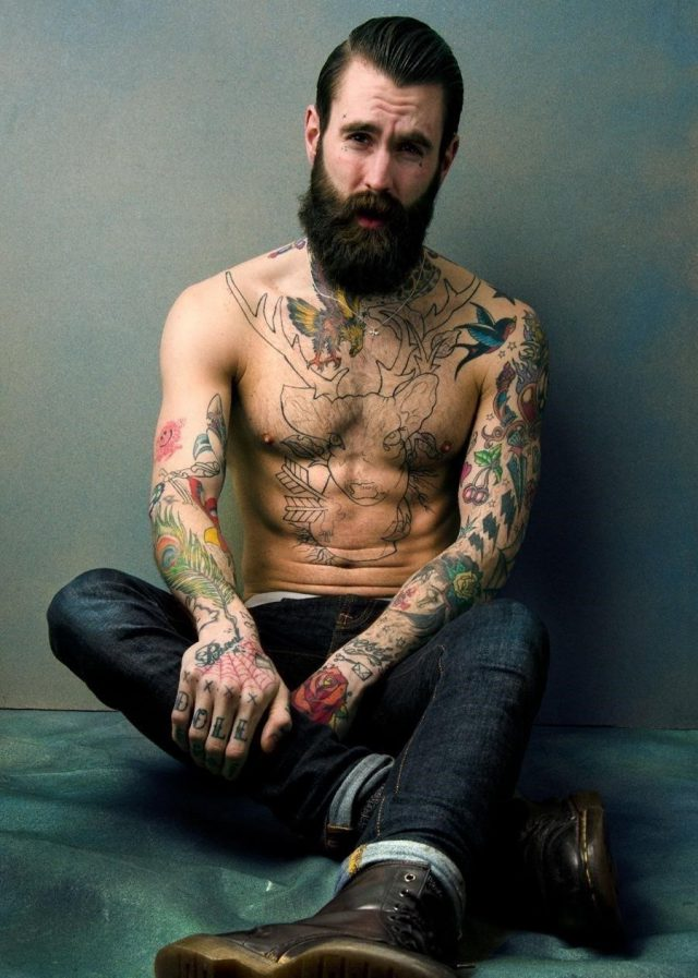 Tattoos for men 121